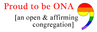 San Marino UCC is an Open & Affirming Congregation